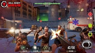 """Kill Shot Virus – game Zombie với đồ họa 3D """"cực phẩm"""" trên mobile"""