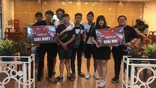 CrossFire Legends: Chùm ảnh ấn tượng của các team đoạt giải Monthly Cup tại 7 tỉnh thành