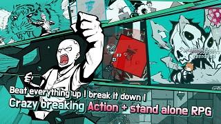 Đập nát tất cả mọi thứ với game mobile Wall Breaker 2