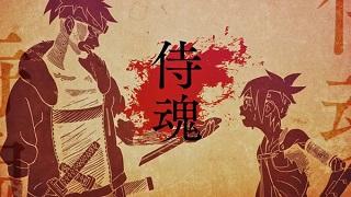 """Cha đẻ của """"Naruto"""" giới thiệu series manga mới, nói về samurai trong thế giới cyber-punk"""