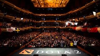 Những khoảnh khắc tuyệt vời của DotA 2 chuyên nghiệp năm 2015