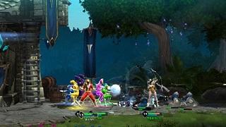 Hyper Universe – Game moba màn hình ngang chuẩn bị ra mắt