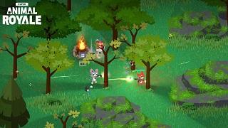 """Super Animal Royale - tưa game """"PUBG phong cách động vật"""" đầy thú vị"""
