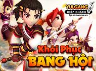 Yulgang Hiệp Khách Dzogame VN - Khôi phục Bang Hội - 03062019