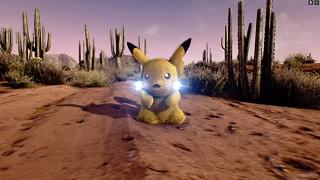 Pikachu không hề dễ thương với Unreal Engine 4