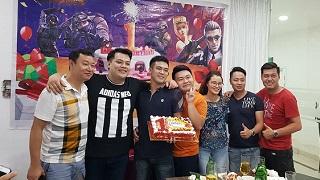 Các clan CFL lớn tổ chức offline mừng sinh nhật một năm thành lập