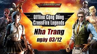 CFL – Đi offline nhận áo thun và item VIP tại Nha Trang