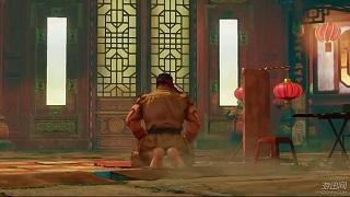 Lồng ghép tinh tế các cách chiến đấu trong Street Fighter III – IV - V