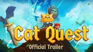 Cat Quest – hoá thân hiệp sĩ mèo trong tựa game RPG ngộ nghĩnh mới