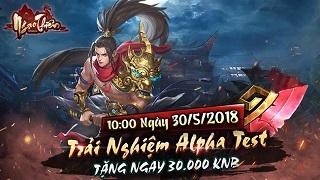 Ngạo Thiên Mobile sẵn sàng Alpha Test vào 10h00 ngày 30/5