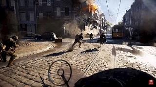 Battlefield 5 tung trailer cháy nổ hoành tráng, hé lộ chế độ chơi sinh tồn