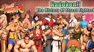 Xem lại clip game Street Fighter qua các từng giai đoạn