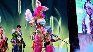 Những màn trình diễn cosplay ấn tượng tại Đại Hội 360Play
