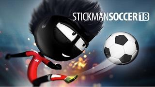 """Stickman Soccer 2018 - Hưởng ứng World Cup 2018 phiên bản """"người que"""" cực nhộn"""