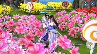 Game thủ Tình Kiếm 3D đón ngày Valentine đầy ngọt ngào nhưng cũng không kém phần lầy lội