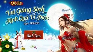 Đã có game thủ Võ Lâm Chi Mộng may mắn trúng iPhone 6s 64Gb