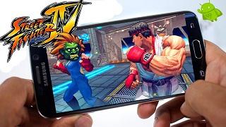 Bom tấn đối kháng Street Fighter IV: Champion Edition sắp cập bến Android