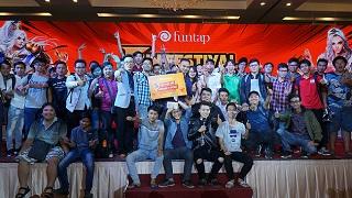 Fun Festival HCM – Hơn 1000 game thủ khuấy động ngày hội của Funtap