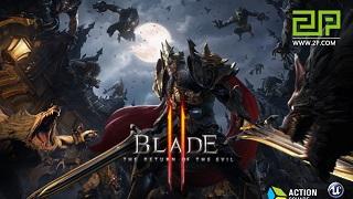 Blade II – Bom tấn đồ hoạ xứ Hàn hé lộ phiên bản MMORPG mới