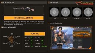 CFL – Khám phá sức mạnh của RPK-Infernal Dragon và M4A1-S Born Beast