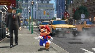 Mario bỗng nhiên xuất hiện trong thế giới GTA Vice City
