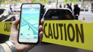 Tội phạm truy nã bị tóm gọn khi đang tung tăng bắt Pokémon Go ngoài đồn cảnh sát