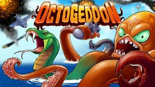 Octogeddon: tựa game độc đáo đầy mới lạ từ 'cha đẻ' Plants vs. Zombies