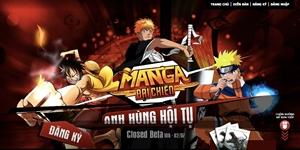Manga Đại Chiến chưa ra, 3 phe đã lập chiến tuyến