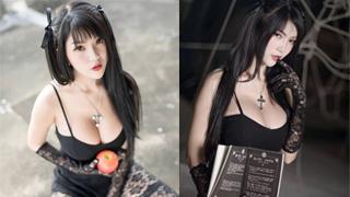 Phát cuồng với Misa ngực khủng trong bom tấn anime Death Note