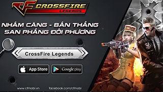 Crossfire Legends: Ra mắt phiên bản iOS, Giải đấu quốc tế đang đến gần?