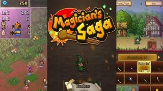 """Magician's Saga – """"con cưng"""" mới nhất của Kairosoft cập bến mobile"""