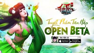 Playpark tặng 200 Giftcode game Tru Tiên 3D