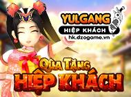 yulgang hiep khach - [Đông Lãnh Điện] Quà Tặng Hiệp Khách (10.2021) - 13102021