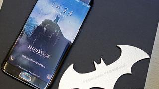 Galaxy S7 Edge phiên bản Batman chính hãng giá tới 23 triệu