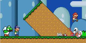 Mario dưới góc nhìn The Walking Dead