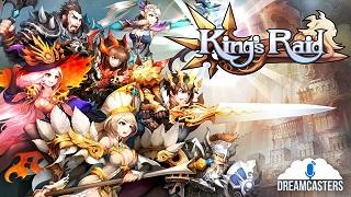 """King's Raid hé lộ bản Việt Hóa gây """"bão"""" cộng đồng game thủ"""