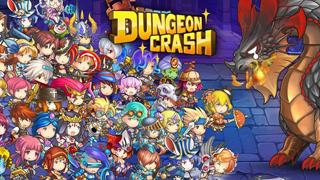 Siêu phẩm Dungeon Crash đã phát hành ngôn ngữ tiếng Việt