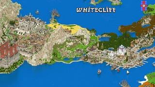 Dành gần 5 năm để tạo ra một thế giới riêng kỳ vĩ trong Minecraft