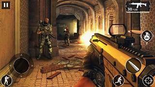 Những game bắn súng miễn phí cực đỉnh trên di dộng