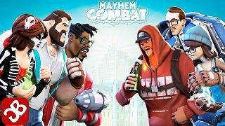 Mayhem Combat – tựa game đối kháng cực vui nhộn vừa đổ bộ mobile