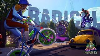 """Xuất hiện tựa game """"trẻ trâu"""" nhất 2018: Cưỡi xe đạp BMX, vác súng bắn nhau như PUBG"""