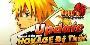 Playpark tặng 500 gift code game Naruto