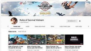 Có kênh Youtube và Fanpage Việt Nam, RoS sắp có bản game tiếng Việt?