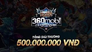Chưa ra mắt nhưng Mobile Legends: Bang Bang VNG đã đánh tiếng giải đấu khủng