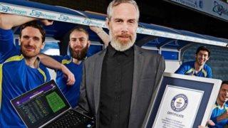 Game thủ bạc đầu cũng có thể nhận kỷ lục Guinness nhờ chơi game