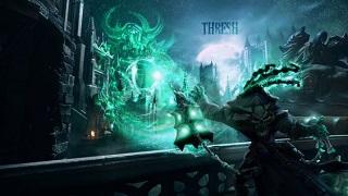 Chất lừ với những fanart thần sầu của Thresh – Cai ngục xiềng xích