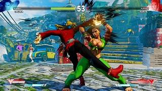 Game thủ sắp được chơi Street Fighter V miễn phí trên PC