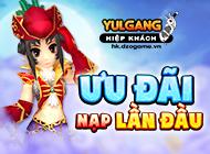 yulgang hiep khach - [Sự kiện] Ưu Đãi Nạp Lần Đầu (2) 30/10/2020 - 30102020
