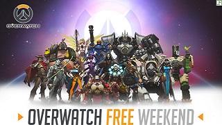 Siêu phẩm Overwatch sẽ mở cửa miễn phí đón game thủ vào cuối tuần này
