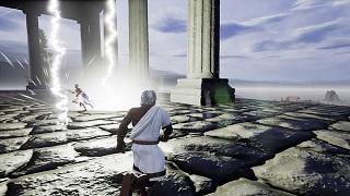 Zeus' Battlegrounds: Lộ diện tựa game Battle Royale cực ấn tượng